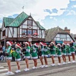 Solvang Julefest Parade