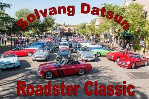 32nd Annual Datsun Roadster Classic Show is Saturday PLUS Spring Sidewalk Sales!