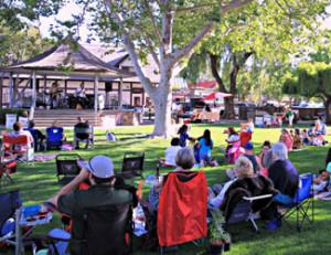 Free Concerts in Solvang Park this Summer!