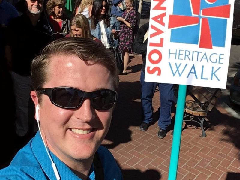 Experience the New Solvang Heritage Walk Audio Tour App