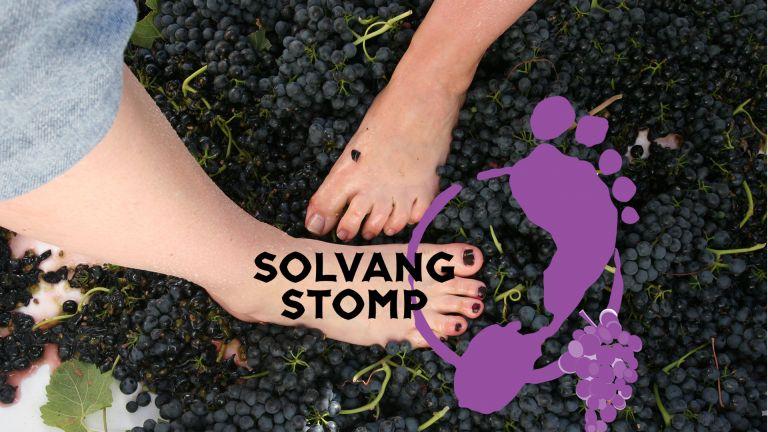 Solvang Grape Stomp
