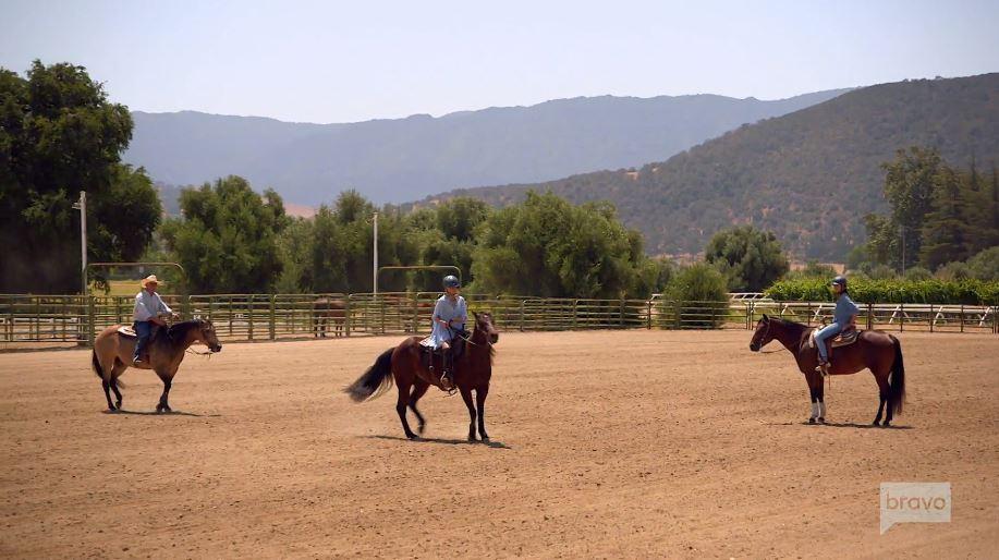 Vanderpump Rules Horseback Riding