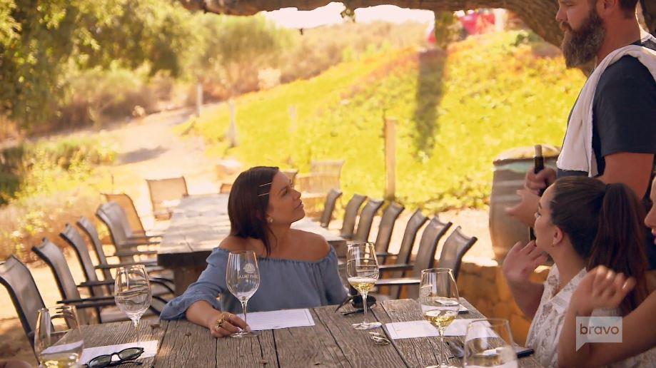 Demetria Winery Lala Kent