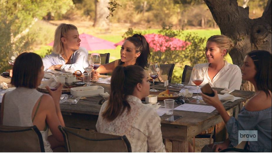 Vanderpump Rules Demetria Winery