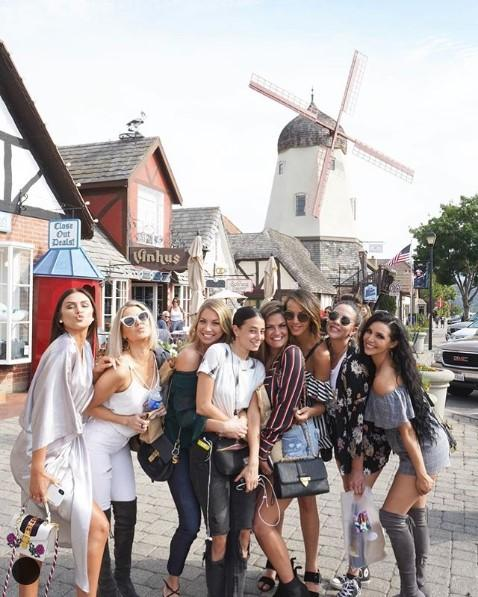 Vanderpump Rules Visits Solvang