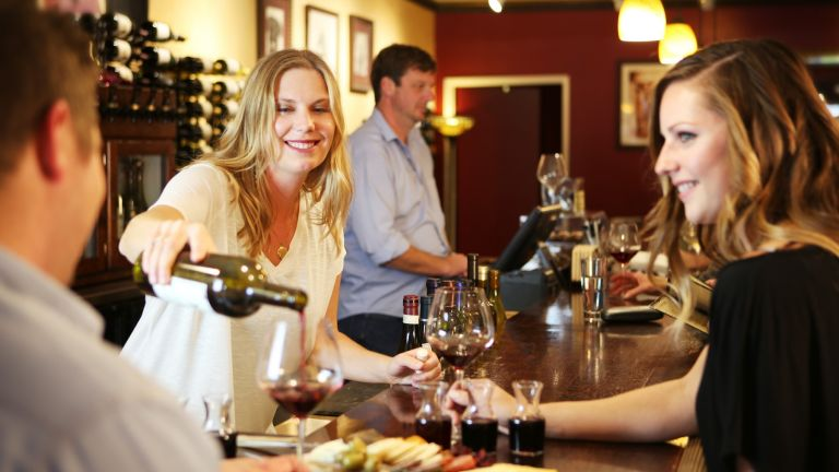 Solvang Wine Tasting Rooms