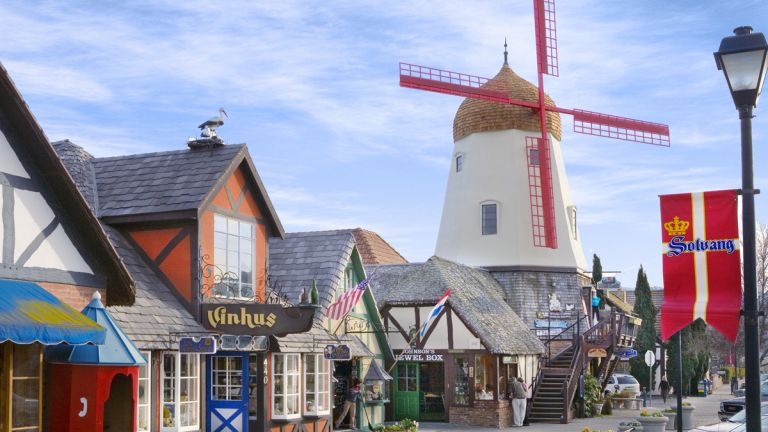 About Solvang