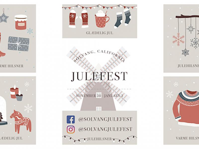 Solvang Julefest Features JuleFEAST & St. Lucia Day