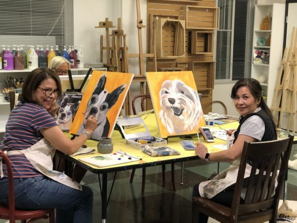 Beginner-painting-class-learn-acrylic-painting-solvang-art-studio-art-classes-in-solvang-1024x768