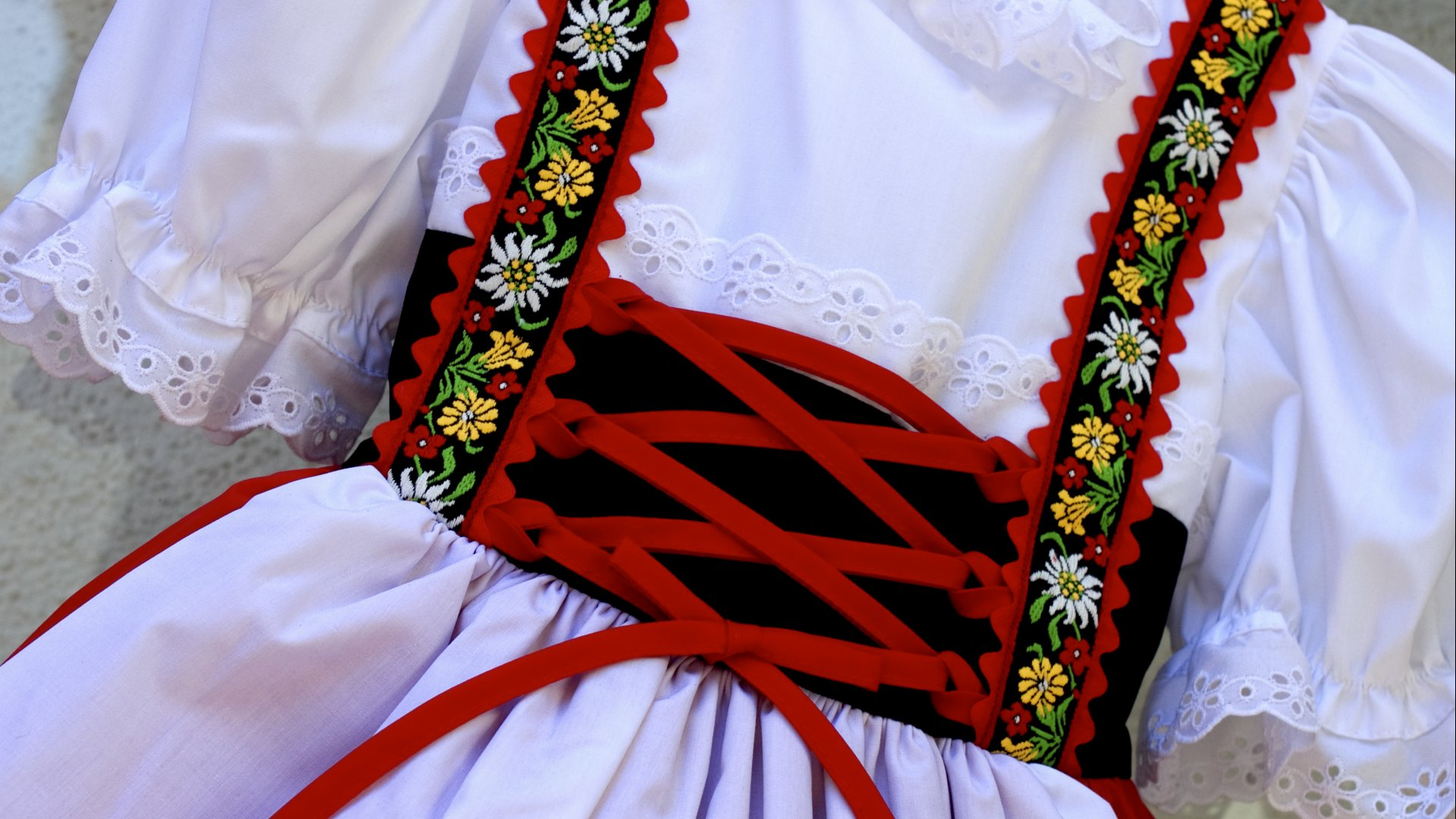 Danish Days Costumes